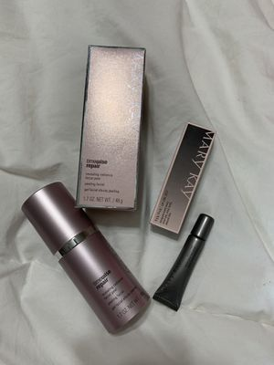 New in box Mary Kay facial peel and eye primer for Sale in Puyallup, WA