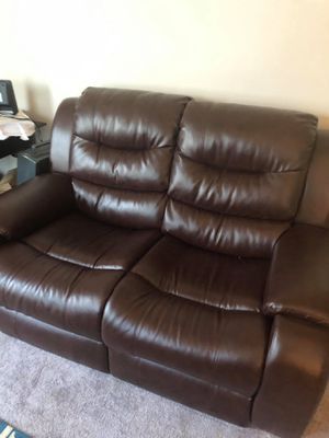 Leather couches for Sale in Fuquay-Varina, NC