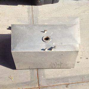 18 gallon aluminum boat fuel tank for Sale in Chula Vista, CA