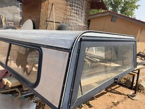 Camper shell 6 x8 for Sale in El Paso, TX