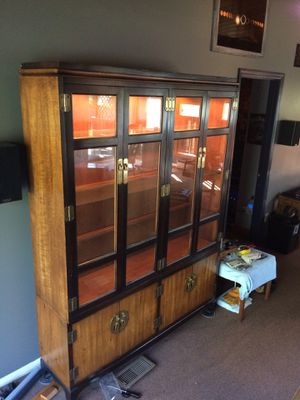 Cabinet - display and storage for Sale in Manchester, MO