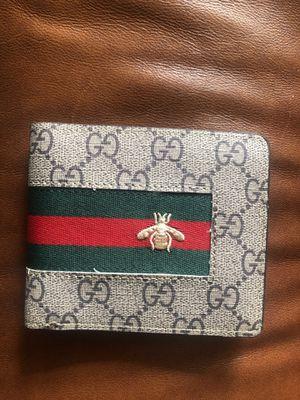 Men gucci wallet for Sale in Washington, DC