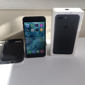 Unlocked iPhone 8 Plus 256gb- EXTRAS for Sale in Hyattsville, MD