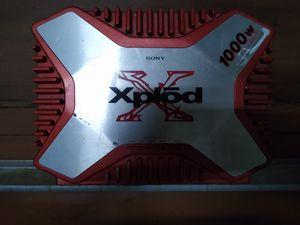 Sony 1000 watt amp for Sale in Richmond, CA