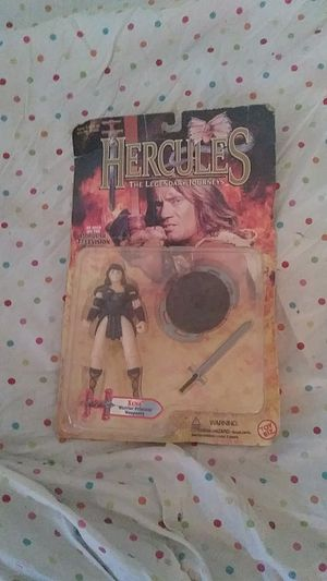 Hercules. Xena action figure 1995 for Sale in Cleveland, OH