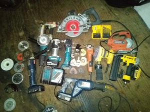 Misc.. power tools for Sale in Portland, OR