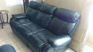 Reclining sofa set for Sale in Peoria, AZ
