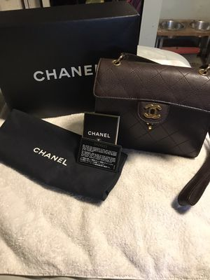 Authentic rare Chanel hand bag for Sale in San Diego, CA