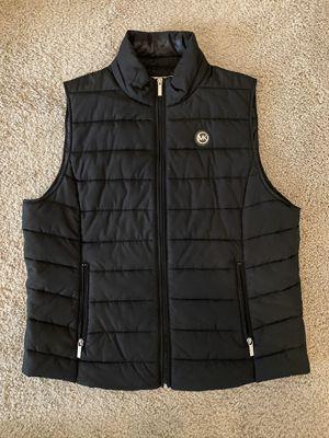 Women's Black Michael Kors Vest for Sale in Lacey, WA