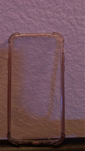 clear iPhone XR case for Sale in Manassas, VA