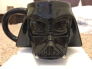Star Wars Darth Vader ceramic mug. New in open box. for Sale in Arlington, VA