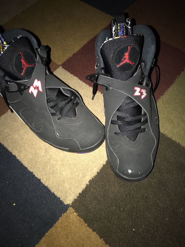 Jordan 8 playoff size 12