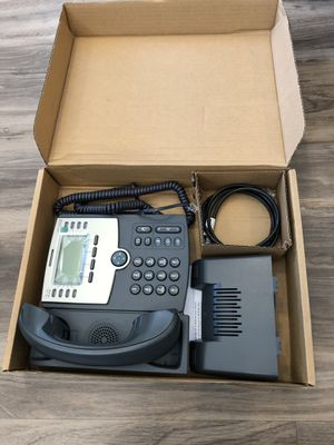 Cisco SPA 508G Office Phone for Sale in Lincoln, NE
