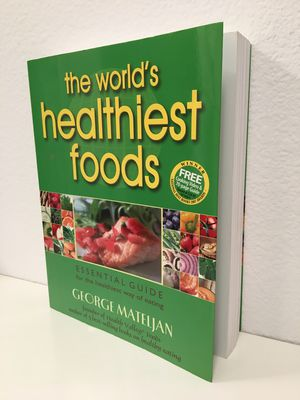 The World's Healthiest Foods - Book for Sale in San Diego, CA