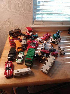 Diecast vehicles monster trucks vans Hess total of 26 vehicles for Sale in Portsmouth, VA