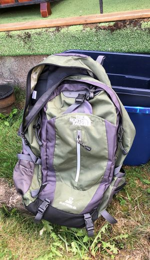 The North Face electron 50l backpack for Sale in Homestead, PA
