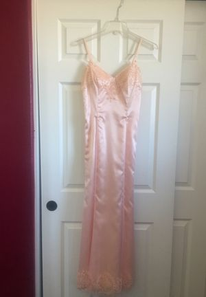 Peach Colored Formal Dress for Sale in Bend, OR