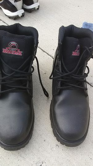 Men's Brahma Work Boots-Size 11 for Sale in Collins, NY