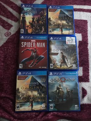 Ps4 & Xbox one game sale !!! for Sale in Austin, TX