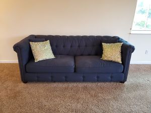 Blue Wayfair Couch $500 for Sale in Anchorage, AK
