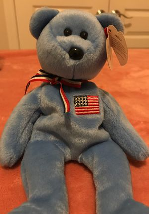 Rare Memorial Beanie Baby for Sale in Land O' Lakes, FL