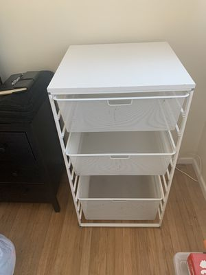 The container store/ 3 drawer for Sale in Daly City, CA