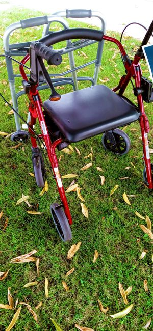 Rollator.... Adult walker.. Both semi. ****New *** for Sale in Buena Park, CA
