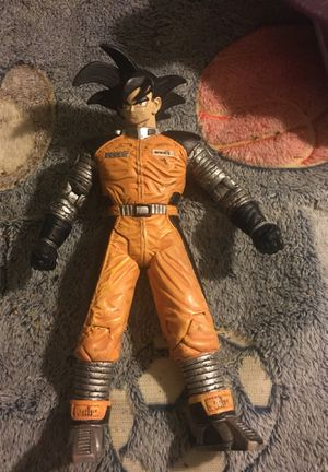 Dragon ball z action figure collectible item capsule Corp for Sale in Louisville, KY