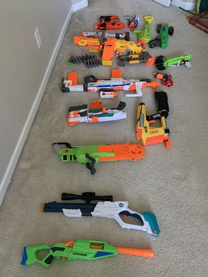Nerf guns for Sale in Morrisville, NC