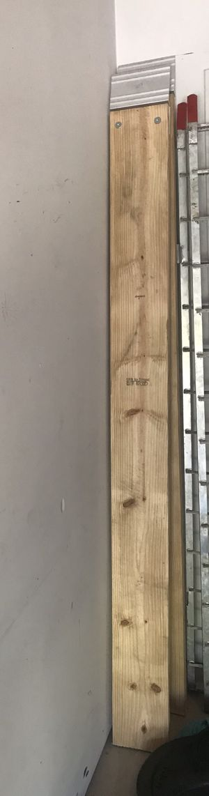 Wood Ramps 700 pound capacity for Sale in St. Louis, MO
