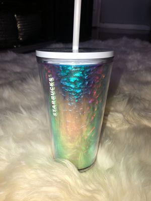 Starbucks iridescent tumbler for Sale in El Monte, CA
