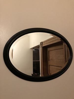 Oval mirror for Sale in Portland, OR