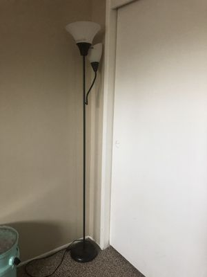 Floor lamp for Sale in Redlands, CA