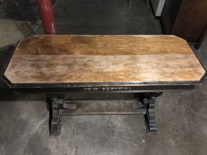 Antique table for Sale in Tacoma, WA