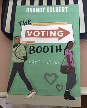 The Voting Booth- Brandy Colbert for Sale in Los Angeles, CA
