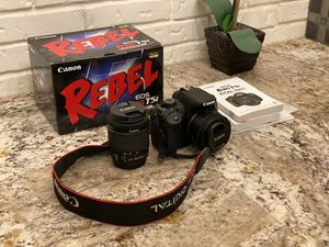 EOS Rebel T5i kit for Sale in Rancho Cordova, CA