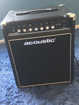 Bass Guitar Amp for Sale in Columbia, MD
