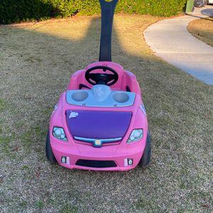 Pink Push Car for Sale in La Mirada, CA
