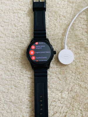 Fossil Smartwatch DW2a - Q Marshal 8276 for Sale in Morrisville, NC