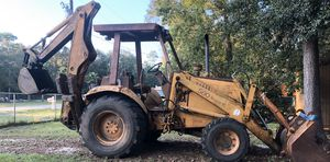 1994 4x4 d580 k catapillar backhoe for Sale in Baytown, TX