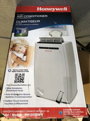 Honeywell portable air conditioner for Sale in Las Vegas, NV