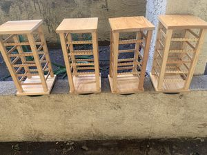 Jewelry holder display $15 each for Sale in Rancho Cucamonga, CA