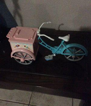 Ice cream bike for Sale in San Jacinto, CA