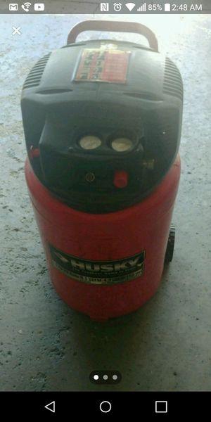 Husky Air Compressor 20 Gal 1.8 Hp for Sale in Warren, MI
