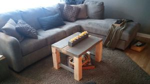 Custom reclaimed wood coffee table for Sale in Cleveland, OH