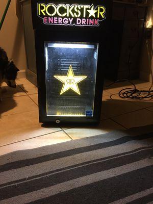 Rockstar mini fridge for Sale in Croydon, PA