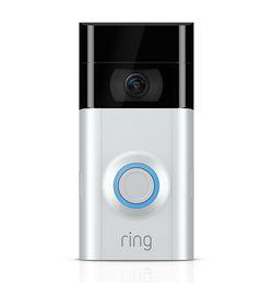 Ring Video Doorbell 2 Satin Nickel for Sale in Fresno,  CA