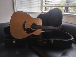 YAMAHA FG700S ACOUSTIC GUITAR for Sale in San Jose, CA