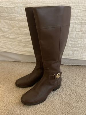 MICHAEL Michael Kors | Harland Riding Boots for Sale in Howell Township, NJ