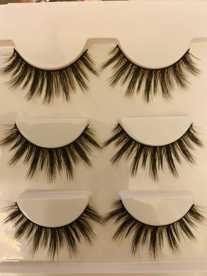 3 D Faux Fashion Eyelashes for Sale in Whittier, CA